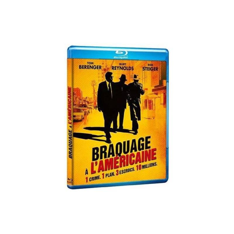 Blu-ray - Braquage à l'américaine
