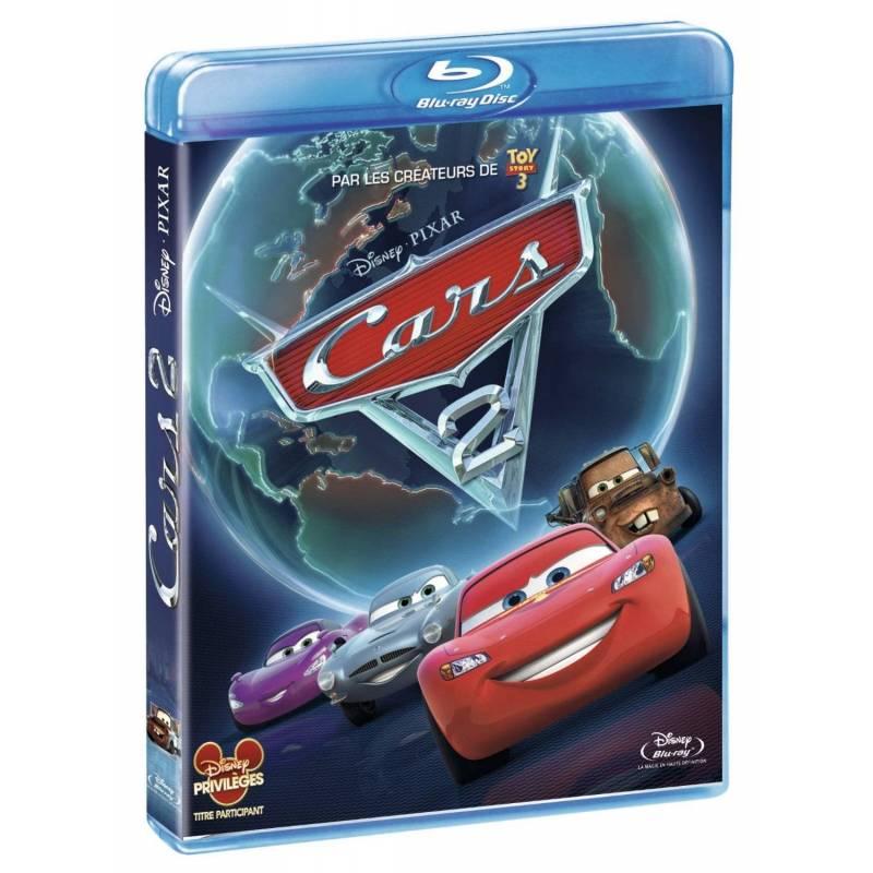 Blu-ray - Cars 2 (Blu-ray)