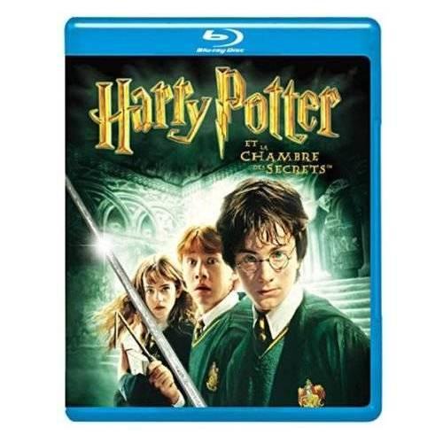Blu-ray - Harry Potter et la chambre des secrets