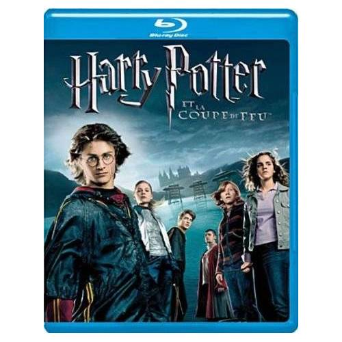 Blu-ray - Harry Potter et la coupe de feu