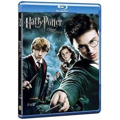Blu-ray - Harry Potter et l'ordre du phénix