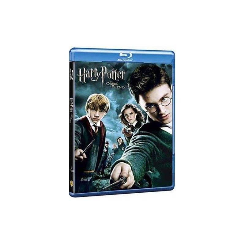 blu ray harry potter et l 39 ordre du ph nix david yates daniel radcliffe rupert grint. Black Bedroom Furniture Sets. Home Design Ideas
