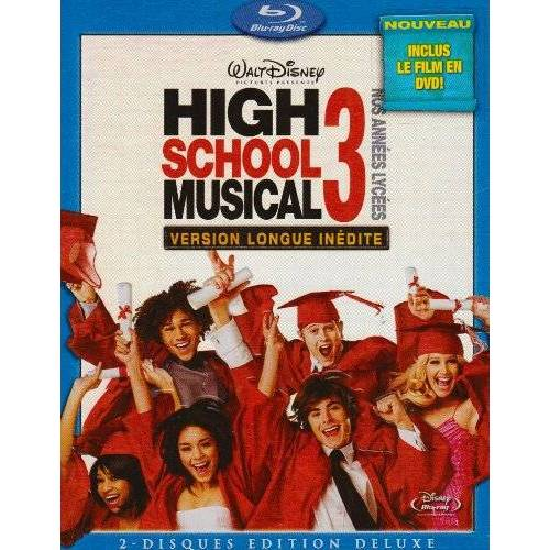 Blu-ray - High school musical 3