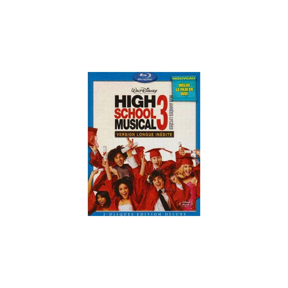 high school musical 3 blu ray