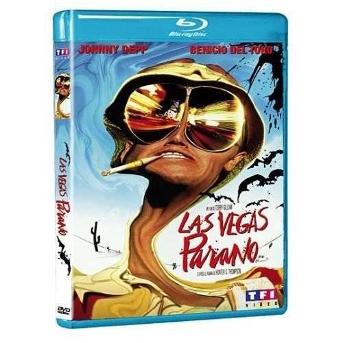 Blu-ray - Las Vegas parano