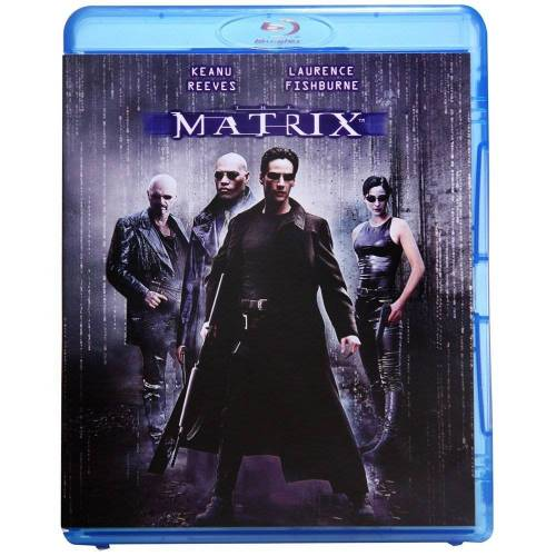 Blu-ray - Matrix