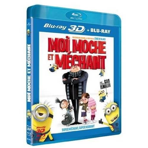 Blu-ray - Moi, moche et méchant (Blu-ray 3D et Blu-ray )