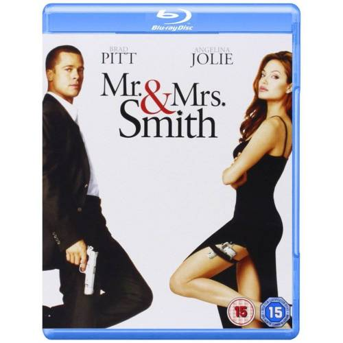 Blu-ray - Mr & Mrs Smith