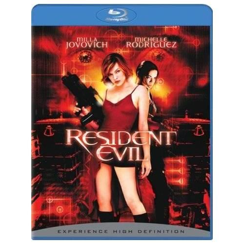 Blu-ray - Resident Evil (Blu-ray)