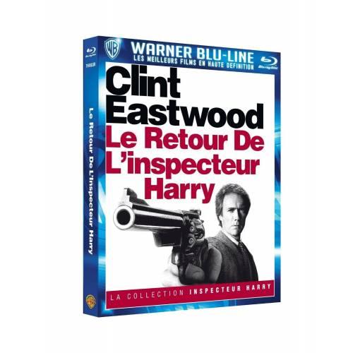 Blu-ray - Le retour de l'inspecteur Harry (Blu-ray)