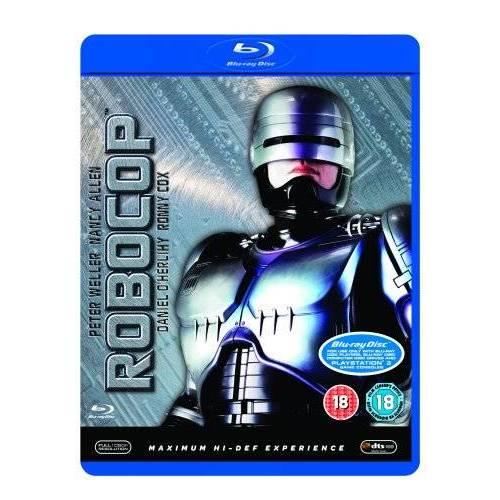 Blu-ray - Robocop (Blu-ray)