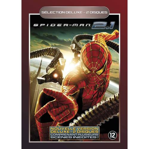 DVD - Spider-Man 2.1