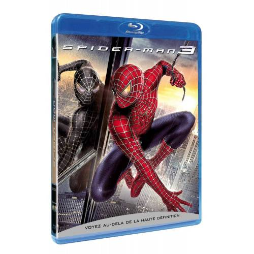 Blu-ray - Spider-man 3 (Blu-ray)