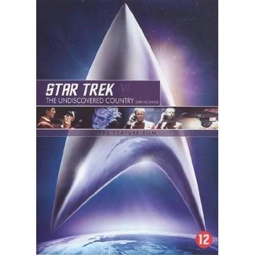 DVD - Star Trek VI : Terre inconnue