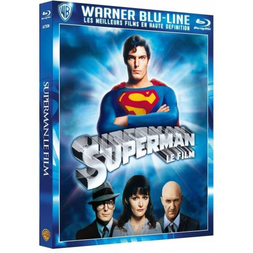 Blu-ray - Superman (Blu-ray)