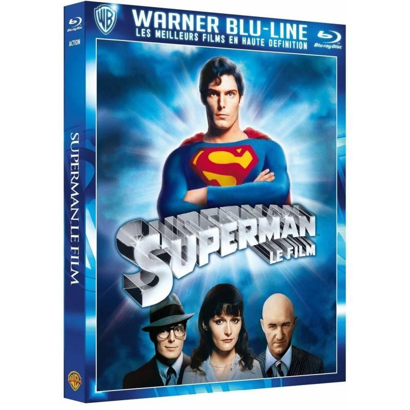 Blu-ray - Superman (Blu-ray)