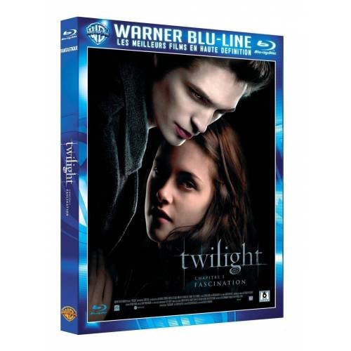 Blu-ray - Twilight - Chapitre 1 : Fascination (Blu-ray)