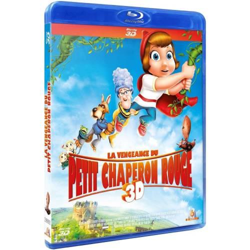 Blu-ray - La vengeance du petit Chaperon Rouge (Blu-ray 3D)