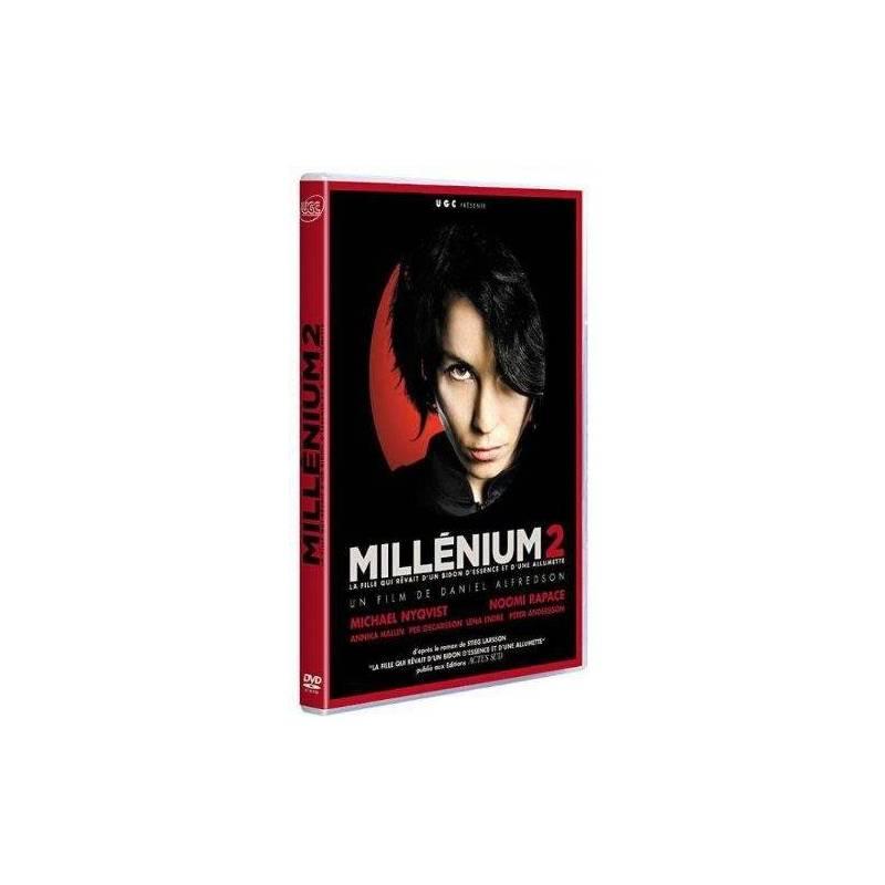 DVD - Millénium 2