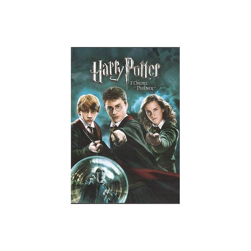 DVD - Harry Potter 5 & l'Ordre du Phenix