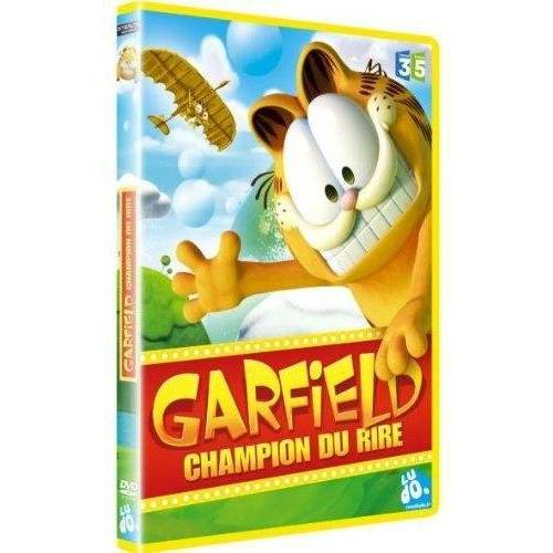 DVD - Garfield : Champion du rire !