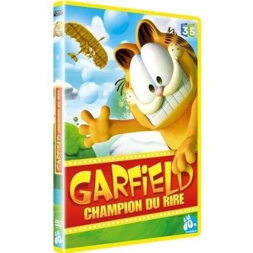 DVD - Garfield : Champion du rire !
