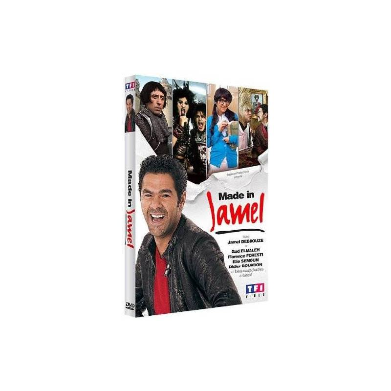 DVD - Jamel : Made in Jamel