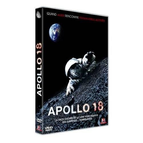 DVD - Apollo 18