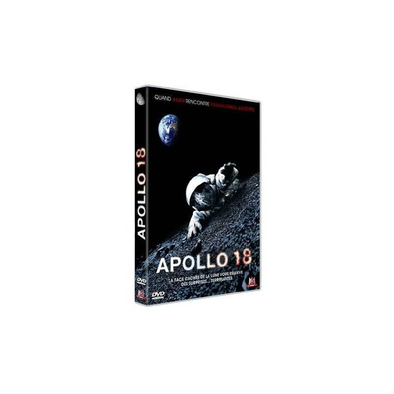 DVD - Apollo 18