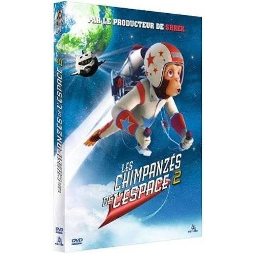 DVD - Les chimpanzés de l'espace 2