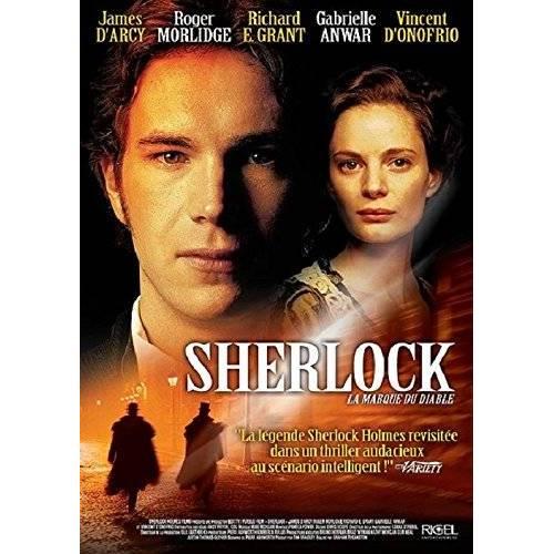 DVD - Sherlock : La marque du diable