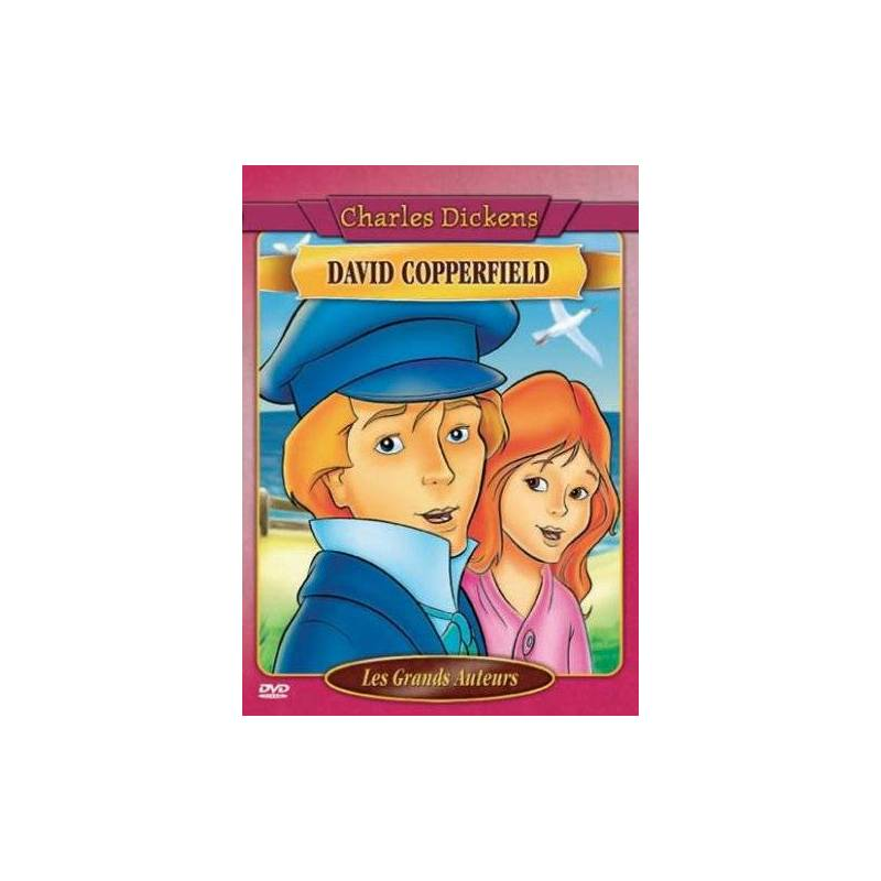 DVD - David Copperfield (Animation)