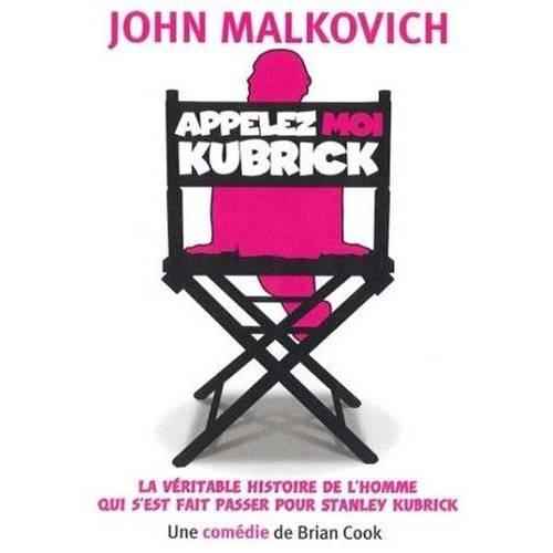 DVD - Appelez-moi Kubrick
