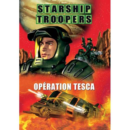 DVD - Starship troopers : Opération Tesca