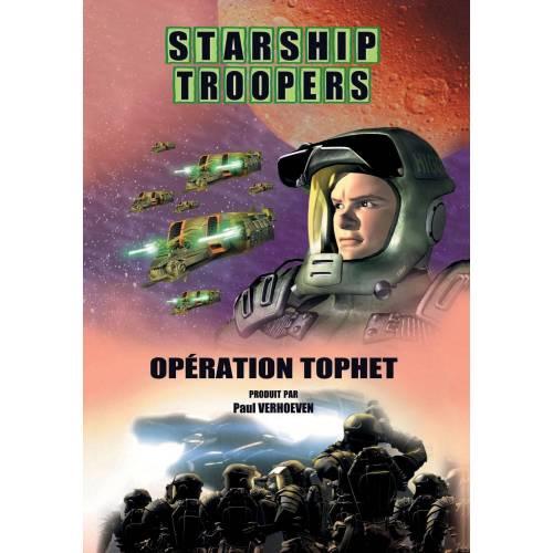 DVD - Starship troopers : Opération Tophet
