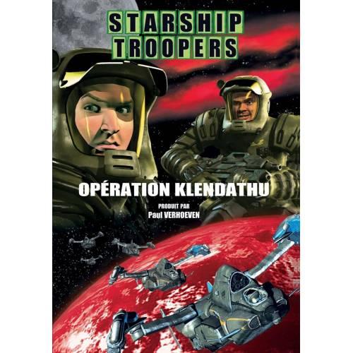 DVD - Starship troopers : opération klendathu