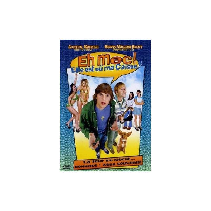 DVD - Eh Mec - Elle est où ma caisse