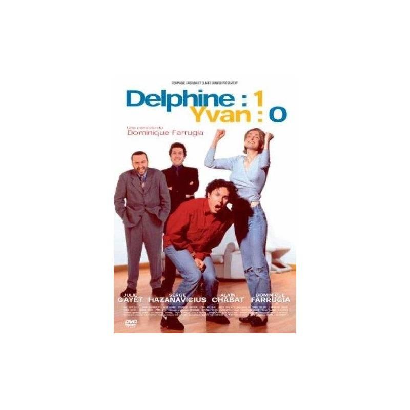 DVD - Delphine : 1 / Yvan : 0