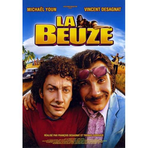 DVD - La beuze