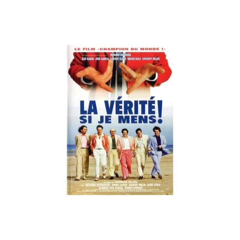 DVD - La vérité si je mens