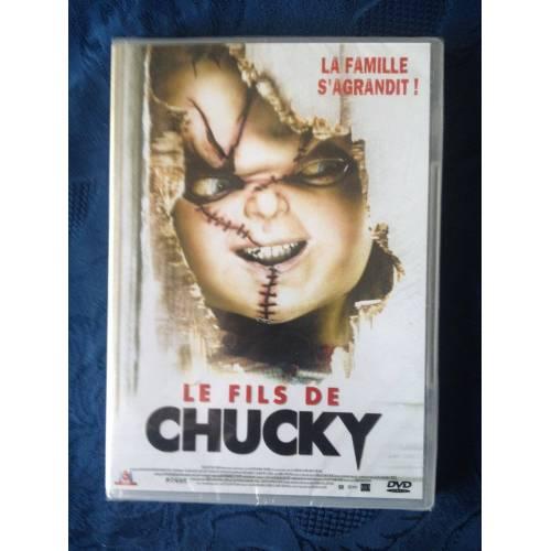 DVD - Le fils de Chucky