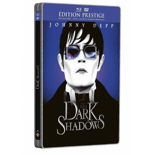 Blu-ray - Dark Shadows