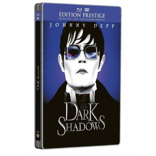 Blu-ray - Dark Shadows