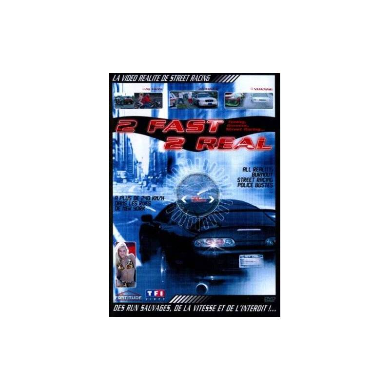 DVD - 2 fast 2 real