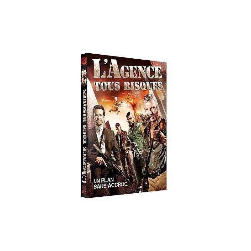 DVD - L'agence tous risques : Le film