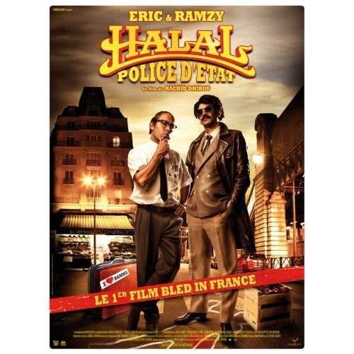 DVD - Halal police d'état