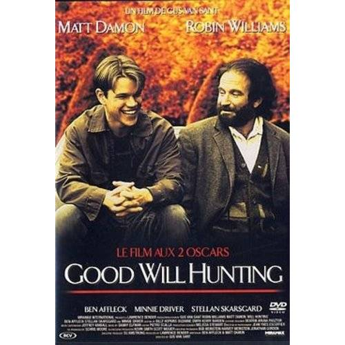 DVD - Good Will Hunting