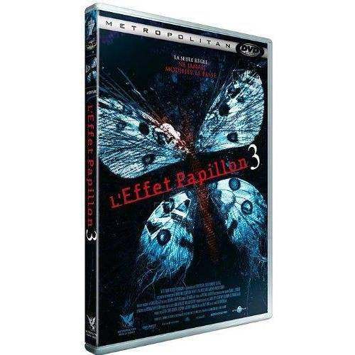 DVD - L'effet papillon 3