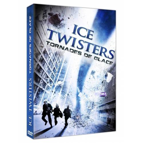 DVD - Ice Twisters - Tornades de glace
