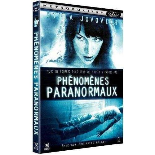 DVD - Phénomènes paranormaux